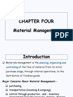 4. Material Management Revised
