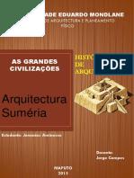 Arquitectura Suméria