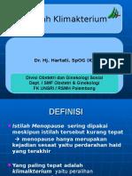 Kul 3. Klimakterium Dr.hartati