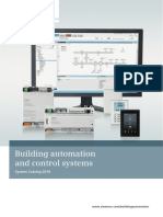 Download Siemens Building Management