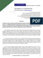 La Burguesía Mediática vs. La Comunicación Libre