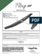 Fling Arf Instruction Manual