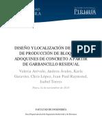 PYT Informe Final Garbancillo Residual