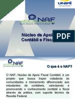 Apresentação NAF - UBTech Office -2
