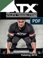 Catalogo ATX