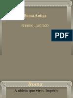 Ax Hist Fundacao Roma Imperio
