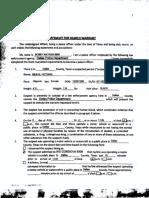 Neave DWI Arrest