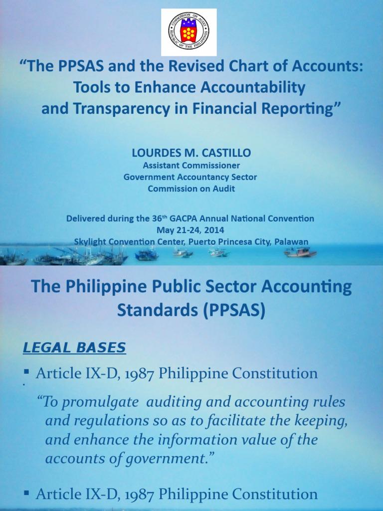 Ppsas Financial Statement Fair Value