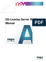 Recovery License Server