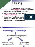 5. Penilaian Kinerja
