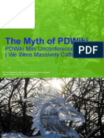 PDWiki Mini Unconference 2008