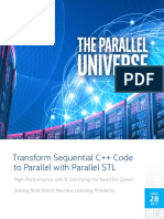 Parallel Universe Issue 28