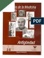 Manual de Historia de La Medicina - Edgardo Malaspina