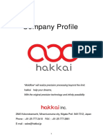 CorporateProfile English