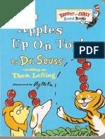 'Ten Apples Up on Top' - Dr. Seuss.pdf