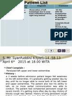 5 Tn. Syarifuddin