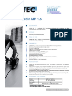 Sintec Technical Data Sheet Urdin Mp 1.5 Eng.pdf