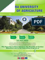 Agri Erasmus Poster