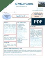 Newsletter 032