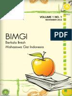 BIMGI Edisi 1