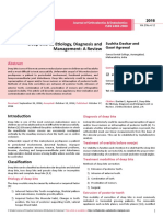 Deep Bite Its Etiology Diagnosis and Management a Review