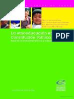 La Etnoeducación en La Constitución Política de 1991
