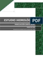 Estudio Hidrologico Santa Rosa