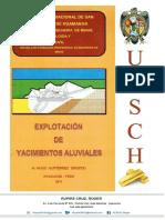 Yacimientos Aluviales Libro Completo