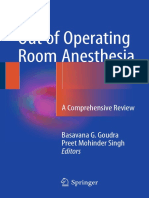 Out of Operating Room Anesthesia_ a Comprehensive Review-Springer International Publishing (2017)