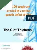 gene therapy presentation  1