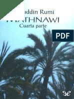 Al Din Rm Mawlana Jalal - Mathnawi 04
