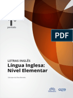 Lingua Inglesa Nivel Elementar1