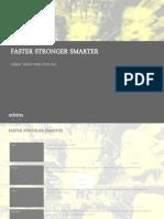 FasterStrongerSmarterSS12_Trendletter