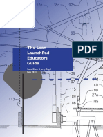 The Lean Launchpad Educators Guide-130614151038-Phpapp02
