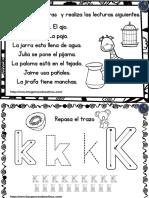 Cudernillo Para Repasar El Abecedario Lectura y Trazo PDF 31 43