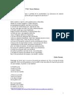 Arte Poética- Pablo Salinas