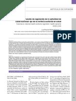 Ejercicio de La Función de Regulación de la ASN Anales Fac Medicina UNMSM Vol 1 2013 2050-7346-1-PB