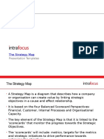 Strategy Map Templates Version 10