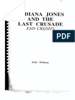 John Williams - The Last Crusade - End Credits.pdf