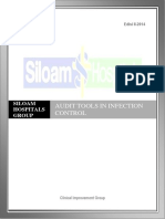 Audit Tools Infection Control Edisi 2 2014