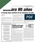 Por Las Diocesis:Mayaguez 3110