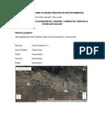 Concurso Nacional de Buenas Prácticas de Gestión Ambiental