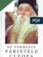 (Ilie Cleopa) Ne Vorbeste Parintele Cleopa. Indrumari Duhovnicesti (07)