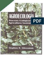 Agroecología Capítulo 1 Importancia