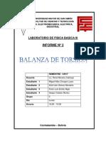 Balanza de Torsion 1.1