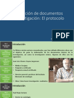 Documentos de Investigación - El Protocolo