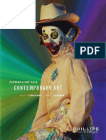 Catalogue  Contemporary Art