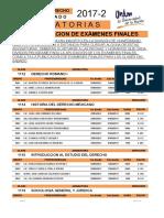 Examenes Finales 20172-OBLIGATORIAS