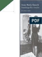 Guasch Autobiografias Visuales Del Archivo Al Indice