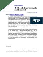 El Concepto de Falso Self APERTURAS MB